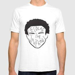 Because The Internet Childish Gambino 3005 Donald Glover Hip Hop T-Shirts T-shirt