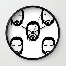 Wick it! Wall Clock