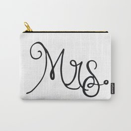 Mrs. Carry-All Pouch