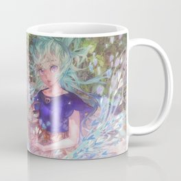 Heart Level Up: Color Your World Coffee Mug