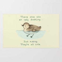Ugly Duckling Rug