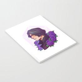 V | Violet Rose | DMC5 Notebook