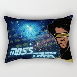 Moss Trek Rectangular Pillow