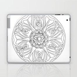 Classic Ceiling Rose Laptop & iPad Skin