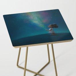 Wish Jar Side Table