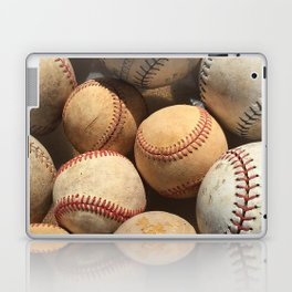 Baseball Obsession Laptop & iPad Skin