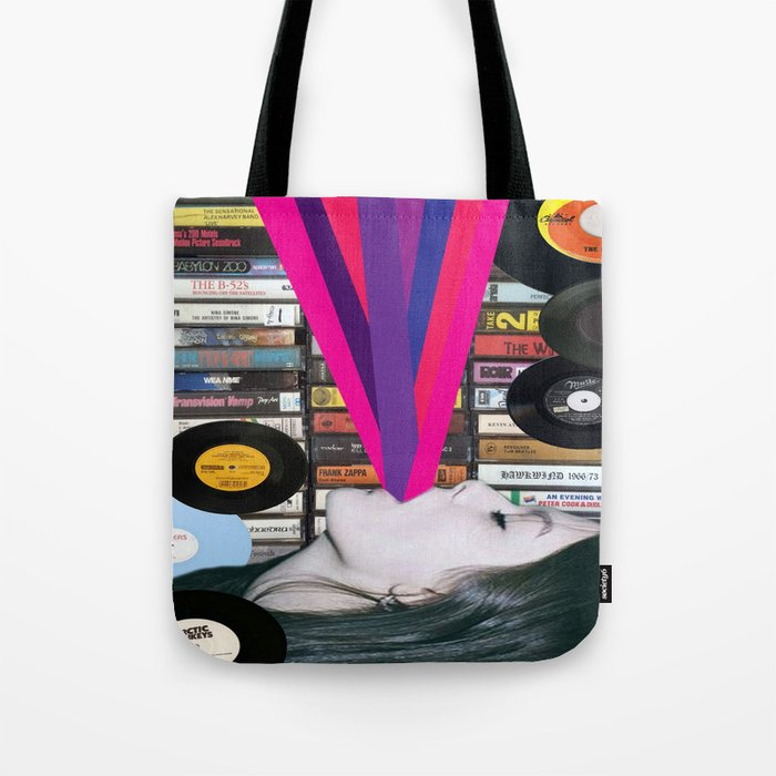 Her Greatest Hits Tote Bag