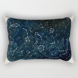 Look to the Stars Rectangular Pillow