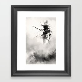 Tribute to Stephen Gammell Framed Art Print