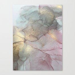 Smoky Quartz II Canvas Print