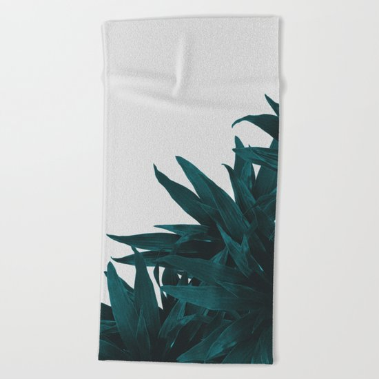 End up here Beach Towel