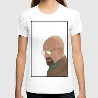 gta v T-shirts featuring GTA Walter White by dbarroso