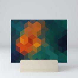 HIVE Mini Art Print