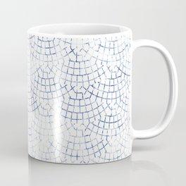MOSAIC SCALLOP Coffee Mug