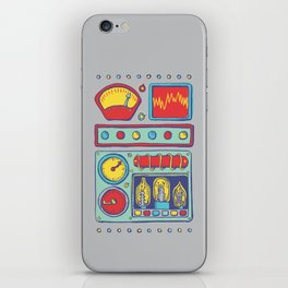 Retrobot iPhone Skin