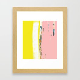 Embedded Framed Art Print
