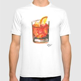 Negroni Cocktail Hour T-shirt