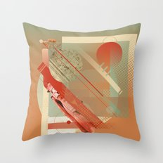 Felina #everyweek 51.2016 Throw Pillow