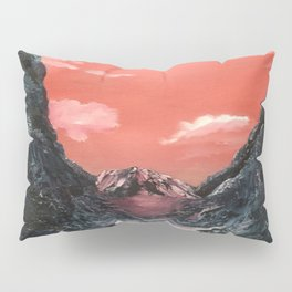 Reflections of a valley Pillow Sham