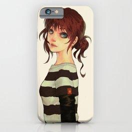 Stripe iPhone Case