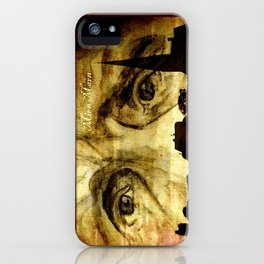 August - Mien Marn iPhone Case
