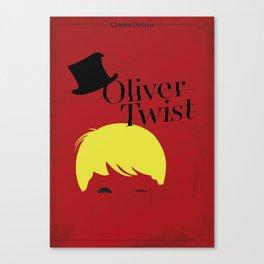 Oliver Twist Canvas Print