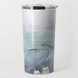 revenge of the whale Travel Mug