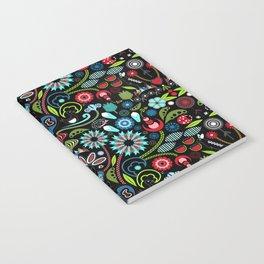 Scandinavian Inspiration (Black) Notebook