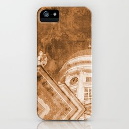 Vintage Helsinki Cathedral iPhone Case