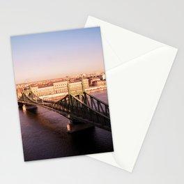 Szabadság híd Stationery Cards
