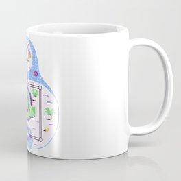 Overworld: Oasis Coffee Mug