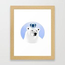 Ursus Maritimus Framed Art Print