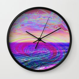 Have a nice trip! Wall Clock