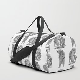 Bear Necessities #1 Bearly Secret Duffle Bag
