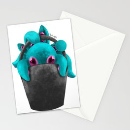 Fuck it Here's a bucket Stationery Cards