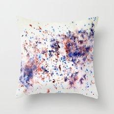 Jasmine Garden Throw Pillow