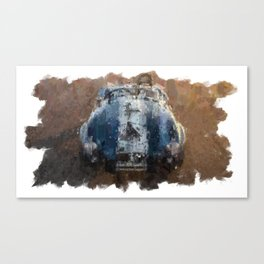 Shelby Cobra Front Canvas Print