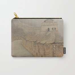 Pathway of the Great Wall of China Carry-All Pouch