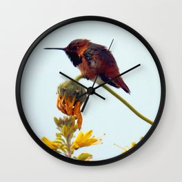 Tiny Jewel Wall Clock