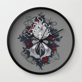 Your Prince did not come Wall Clock