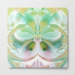 Orchid King Metal Print