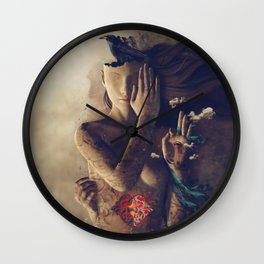 Inner Oracle Wall Clock