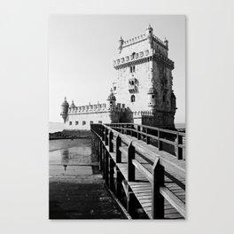 PORTUGAL ... Lisbon - Torre de Belem Canvas Print