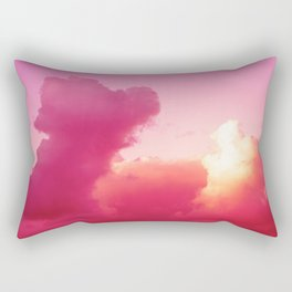 The battle of the light and shadow Rectangular Pillow