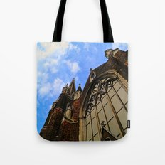 Up to the Clouds Tote Bag