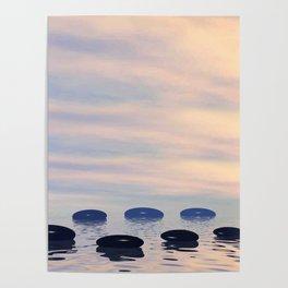 Zen Steine 1 Poster