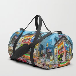 Times Square III Special Edition I Duffle Bag