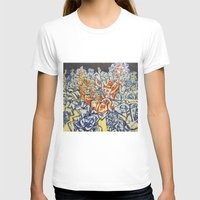 inception T-shirts featuring Concerted Inception by Eric Walker