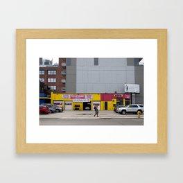 Toyo Framed Art Print
