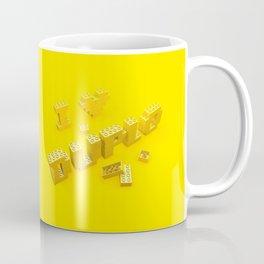 I Love Duplo Coffee Mug